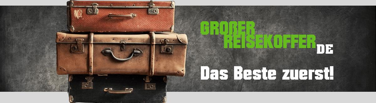 Banner von Grosser Reisekoffer