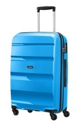 American Tourister Koffer, 66 cm, 53 Liters, Pacific Blue -