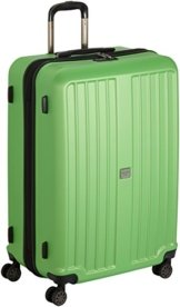 HAUPTSTADTKOFFER - X-Berg - Koffer Trolley Hartschalenkoffer, TSA, 75 cm, 128 Liter, Apfelgrün -