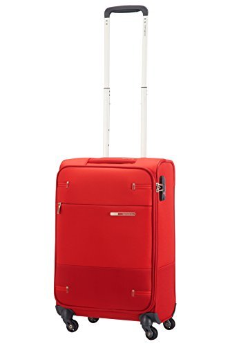 Samsonite - Base Boost Spinner 55 cm, Length 35 cm, Red -