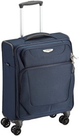 Samsonite Spark Spinner 55/20 Length 40Cm Koffer, 55cm, 41 L, Dark Blue -