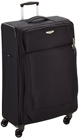 Samsonite Spark Spinner 79/29 Exp Koffer, 79cm, 121 L, Black -