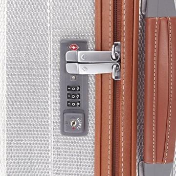 SAMSONITE 61243-1004 Durchläufer Rucksack, 68 cm, 45 L, Silber -