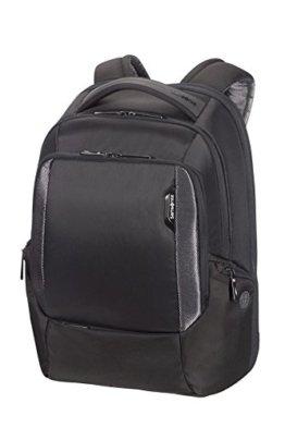 Samsonite Cityscape Backpack, 49 cm, 34 L, Black -