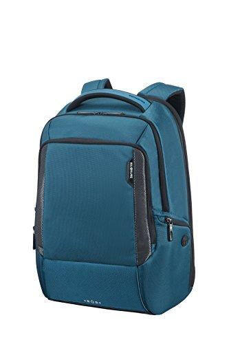 """Samsonite Cityscape Tech LP Backpack Expandable 17,3"""", 49 cm, 34 L, Petrol Blue -"""