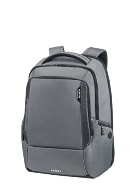 "Samsonite Cityscape Tech LP Backpack Expandable 17,3"", 49 cm, 34 L, Steel Grey -"