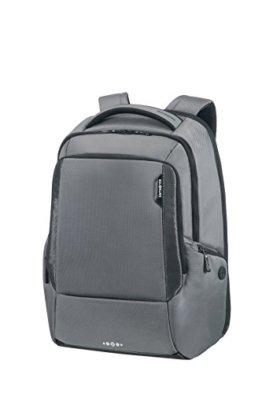 """Samsonite Cityscape Tech LP Backpack Expandable 17,3"""", 49 cm, 34 L, Steel Grey -"""