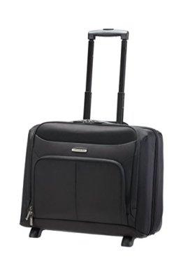 "Samsonite Ergo-Biz Rolling Tote 15.6"" Koffer, 40cm, 26 L, Black -"