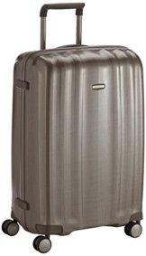 Samsonite LITE-CUBE SPINNER 76/28 Koffer, 96.0 Liter, Ivory Gold -