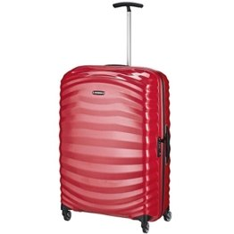 Samsonite Lite-Shock 4-Rollen-Trolley 75 cm Edition Pink bright pink -