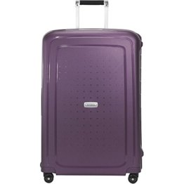 Samsonite S Cure DLX 4-Rollen-Trolley 69 cm, metallic fig -