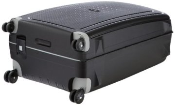 Samsonite S'Cure Spinner 75/28 Koffer, 75cm, 102 L, Black -