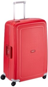 Samsonite S'Cure Spinner 75/28 Koffer, 75cm, 102 L, Crimson Red -