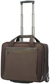 "Samsonite Spectrolite Rolling Tote 17.3"" Exp 28 Liters Brown (Tobacco) 55696 -"
