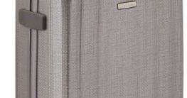 Samsonite Koffer Handgepäckkoffer Cubelite Spinner 55/20 Cabin, 55 cm, 37 Liter, champagne, 50116-1173 -