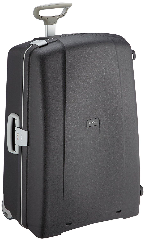 samsonite aeris upright 78 29 koffer 78cm 119 l black. Black Bedroom Furniture Sets. Home Design Ideas